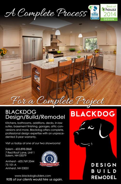 Blackdog Magazine Ad