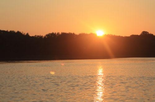 Sunset On The Stillwater