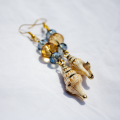 Ogunquit Glamorous Ocean Handmade Earrings